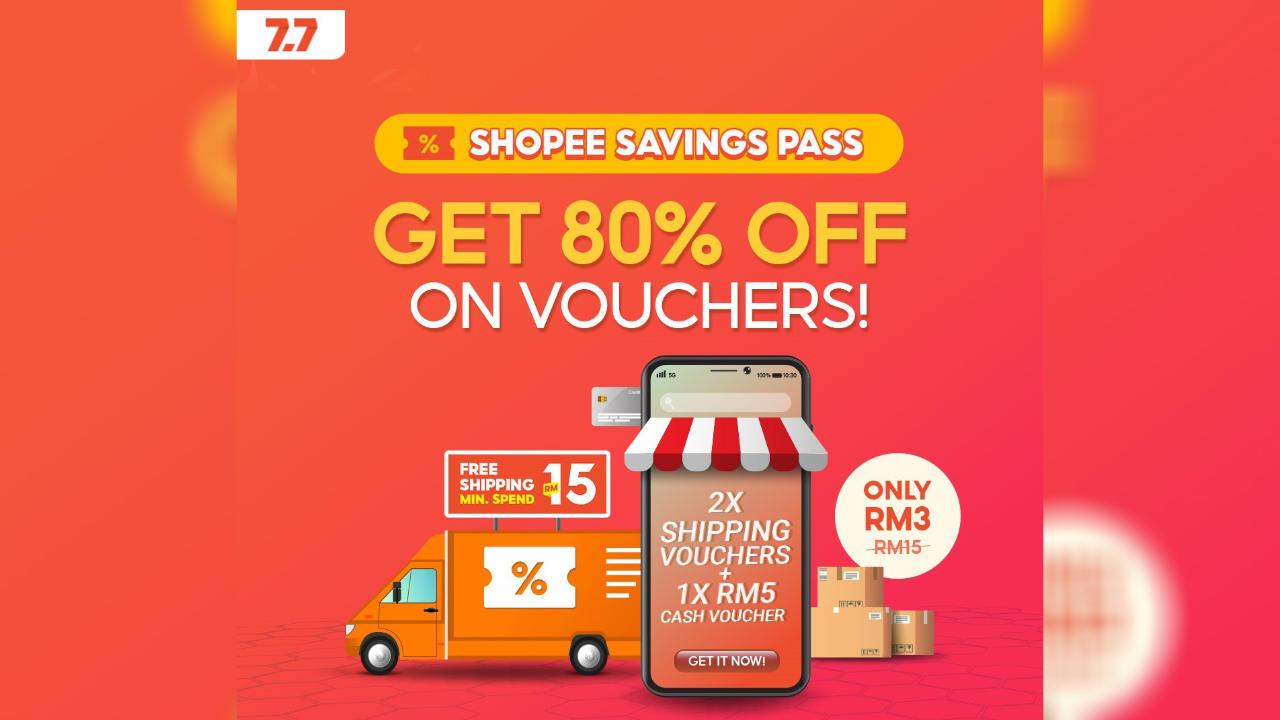 Cara Beli Baucer Free Shipping Shopee Serendah RM3 Sahaja