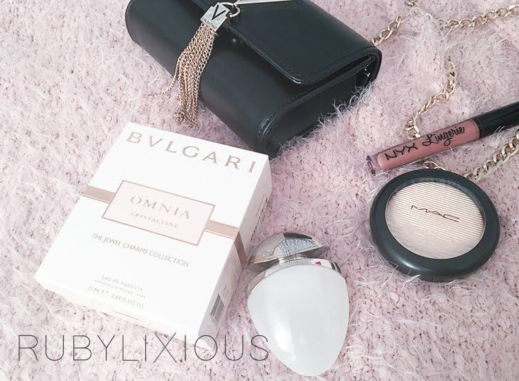 fragrance, bvlgari, omnia crystalline, may