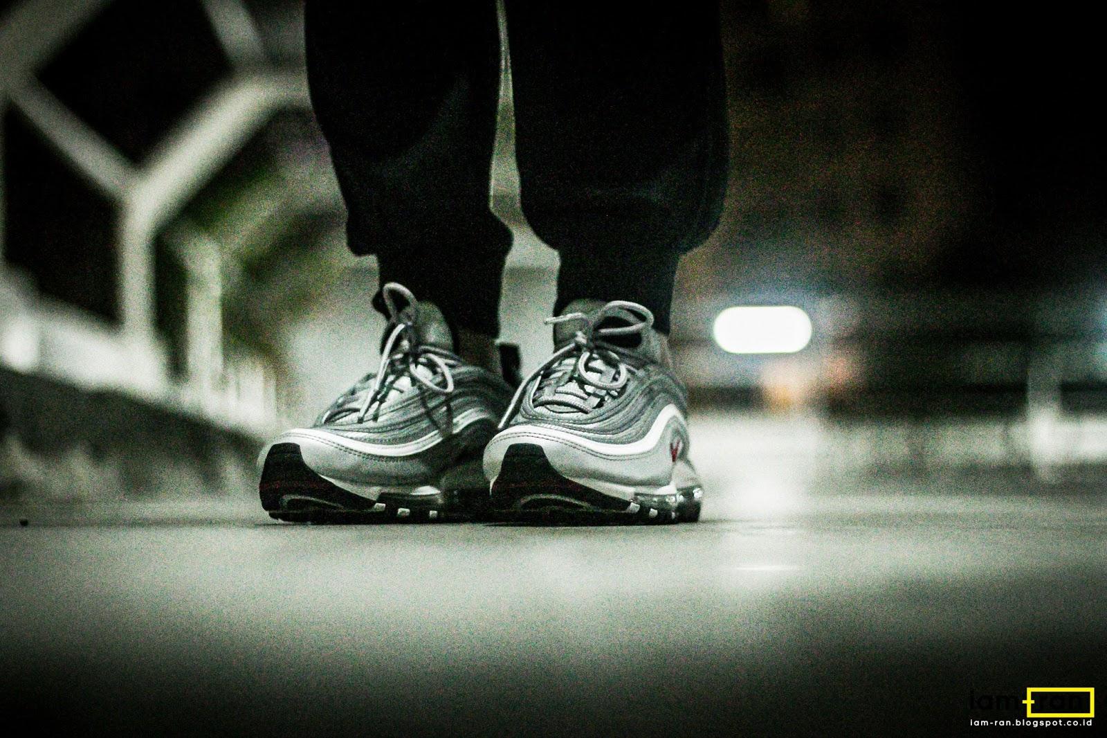 IAM RAN: ON FEET : Agnes Nike Air Max 97