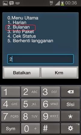 Cara Daftar Paket Internet iPhone Bulanan Telkomsel 4GB Hanya 99 Ribu