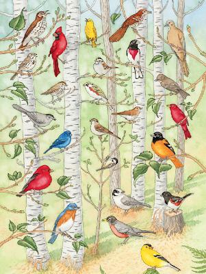 Singing Birds - Click here