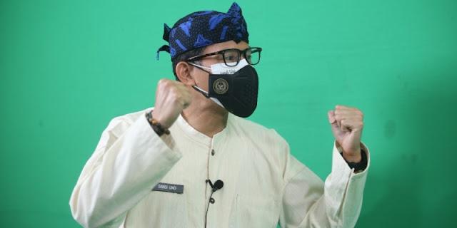 Didoakan Emak-emak Jadi Presiden, Iwan Fals Berikan Sandiaga Uno Tantangan