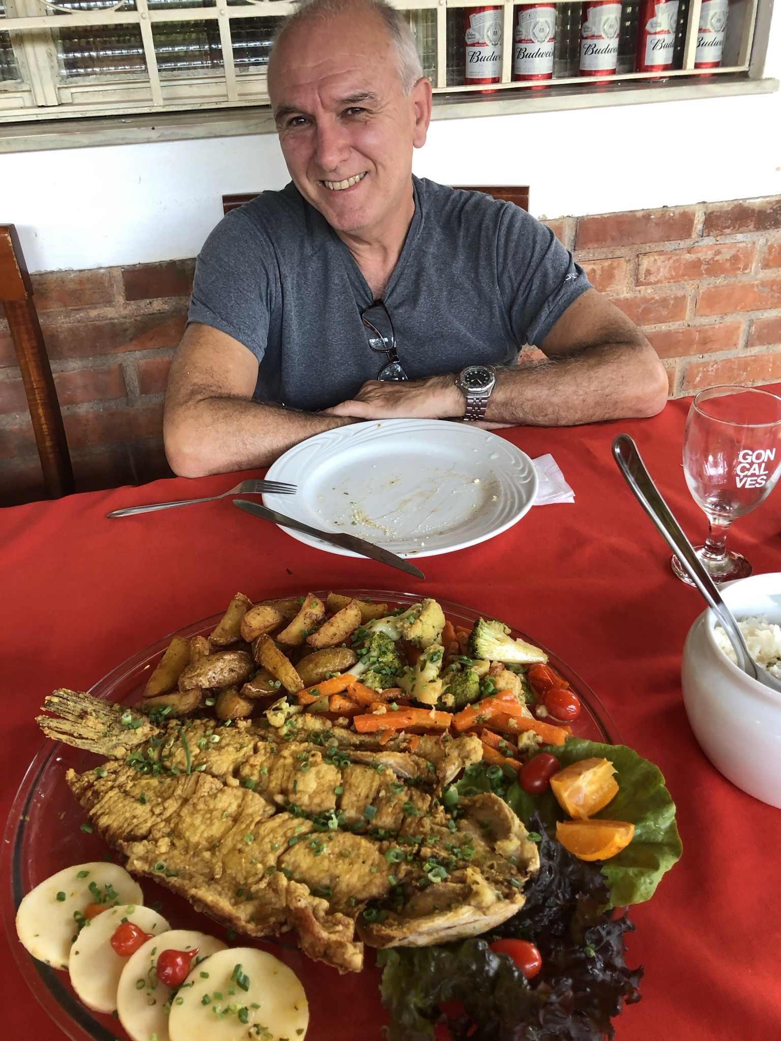Restaurante Casa Caipira - Caldas