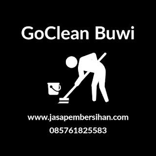 Jasa bersih rumah Goclean Buwi di Batuceper, Kota Tangerang, Banten