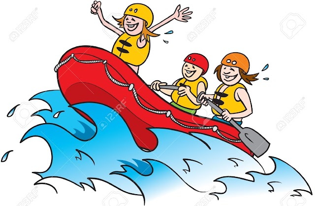 Mencoba Wisata Konto River Rafting Kediri