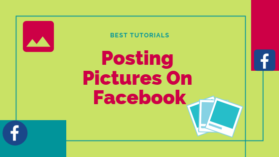 How Do I Post A Picture On Facebook<br/>
