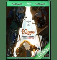 KLAUS (2019) WEB-DL 1080P HD MKV ESPAÑOL LATINO