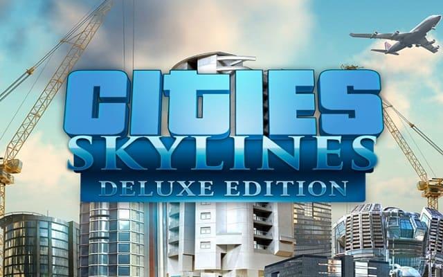تحميل لعبة Cities: Skylines Deluxe Edition مجانا للكمبيوتر