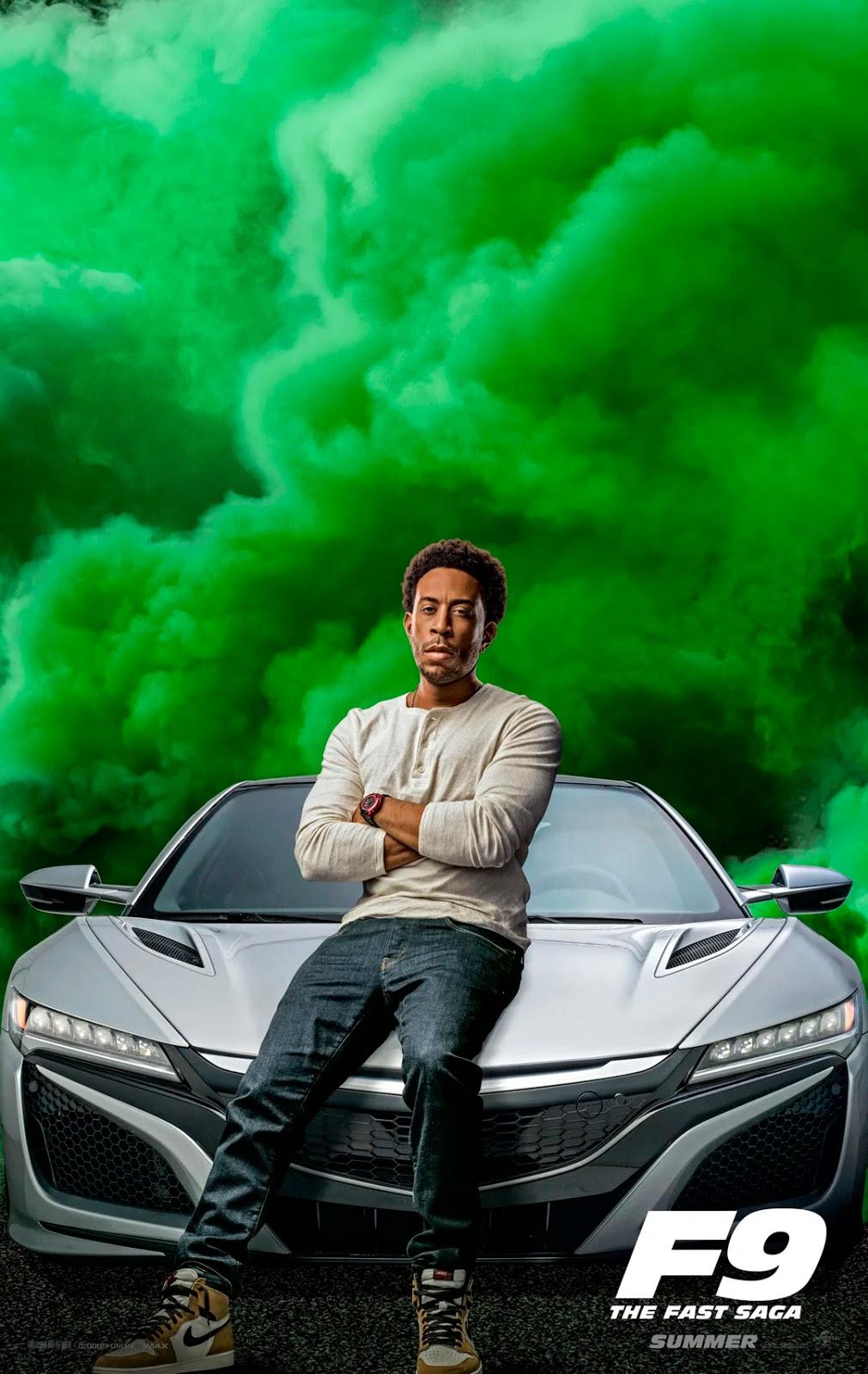 Velozes e Furiosos 9 - Poster Ludacris