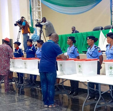 Ondo APC Governorship Primary Election Ongoing: Update & Pictures