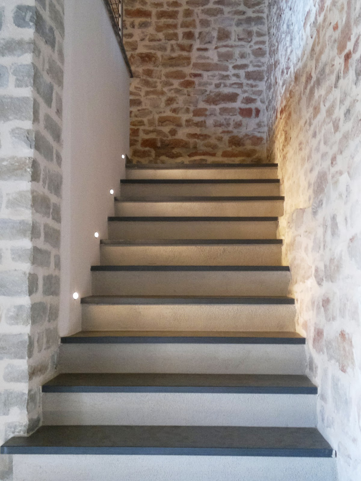 Faretti Nel Pavimento ~ Ispirazione design casa