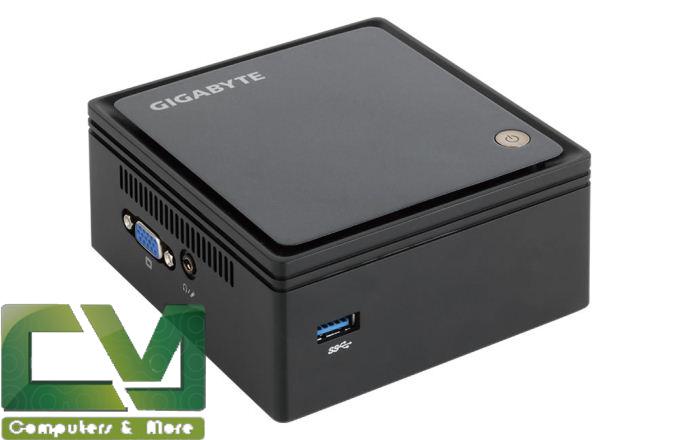 Gigabyte Brix Intel Celeron N2807 GB-BXBT-2807 Fanless mini