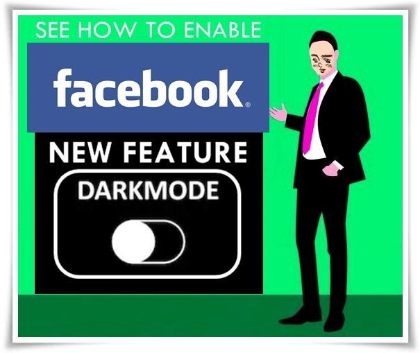 Facebook Rolls Out Dark Mode for Desktop Users, See how to Enable