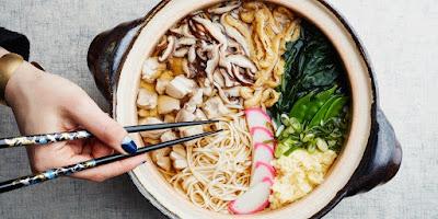 Kuliner Nabeyaki udon