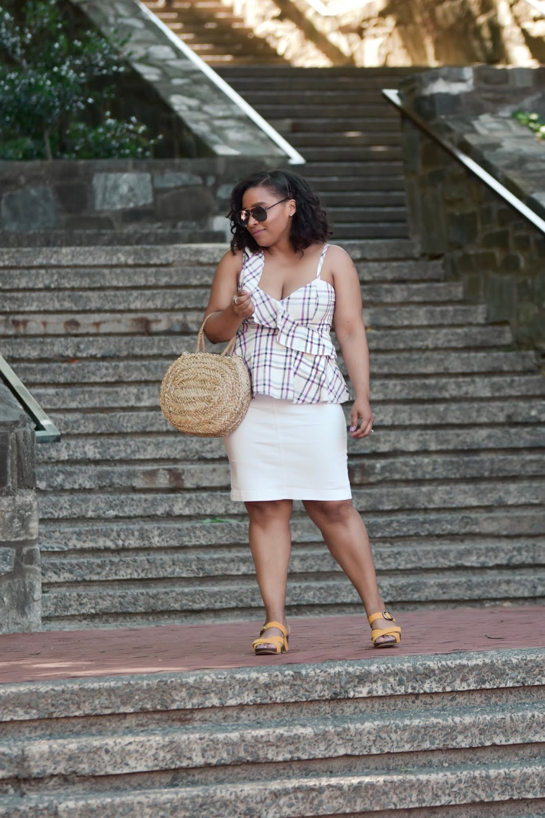 mom bloggers, summer outfit ideas, rtr, rent the runway, one shoulder top, zappos shoes, outfit ideas for summer
