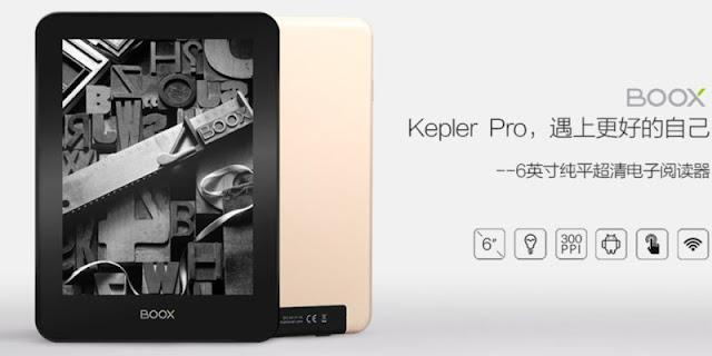 用電子書閱讀器 Onyx (Kepler pro) 看 PTT + RSS 使用心得