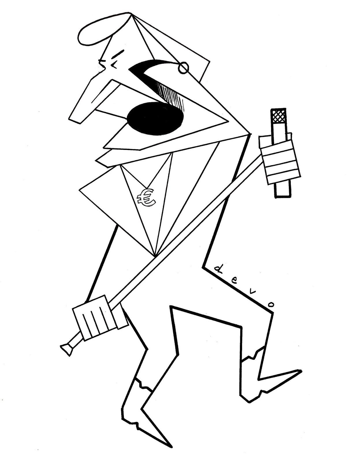 Devo Caricatures Octobre 2018