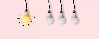 صورة مصباح الأفكار
