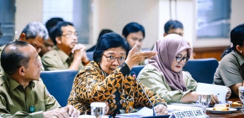 DPD RI Jalin Kerja Sama dengan KLHK Untuk Sejahterakan Daerah