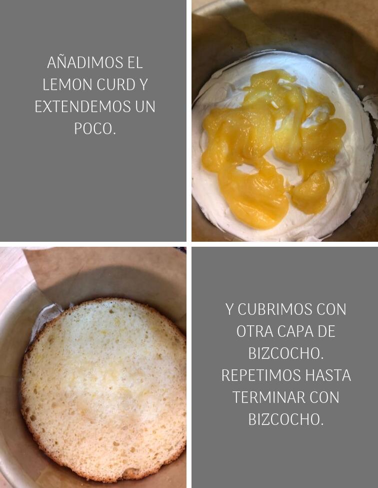 preparacion-tarta-layer-cake-de-limon-con-mermelada-de-moras
