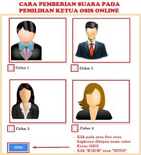 Smk Negeri 1 Karangdadap Pemilihan Ketua Osis Online