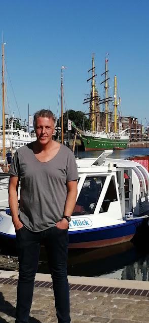 Bremerhaven Podcast mit Alexander Tauscher
