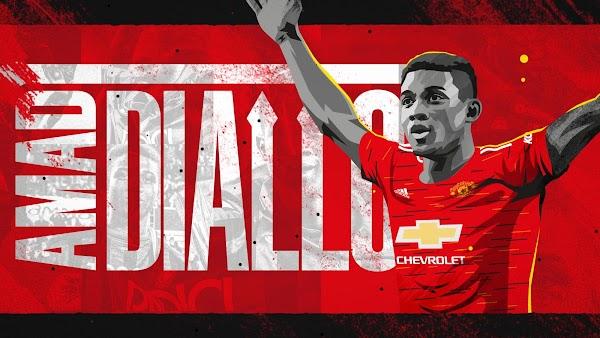 Oficial: El Manchester United anuncia el fichaje de Diallo