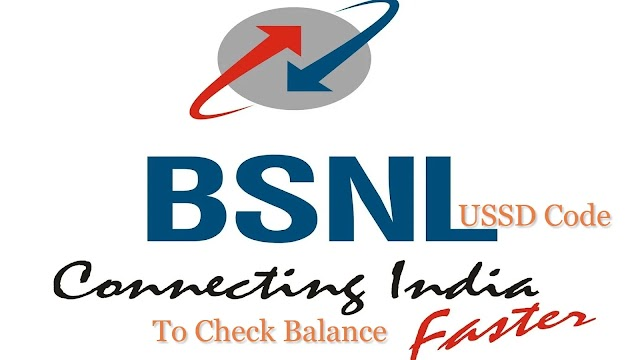BSNL USSD Code to check Balance and Validity