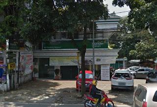 Alamat kantor cabang bank syariah mandiri bandung