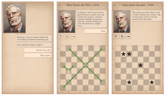 Learn Chess with Dr. Wolf Mod Apk