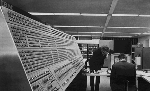 Mainframe IBM