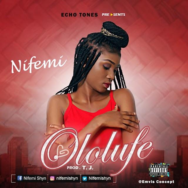MUSIC: Nifemi - Ololufe (Prod. T.J.)