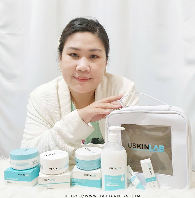 Review Uskinlab Body Care Series