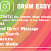 GramEasy - Instagram Automatic Tool