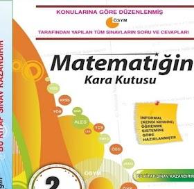 Matematiğin Kara Kutusu 2. Kitap PDF indir