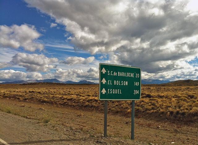 Viagem de carro de Buenos Aires à Bariloche