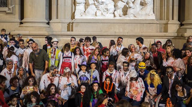 Zombie Walk Zaragoza 2015 -  zaragozazombiewalk