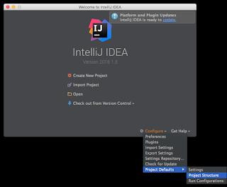 【android開発】macでIntelliJ+kotlin+Ankoでの開発環境構築