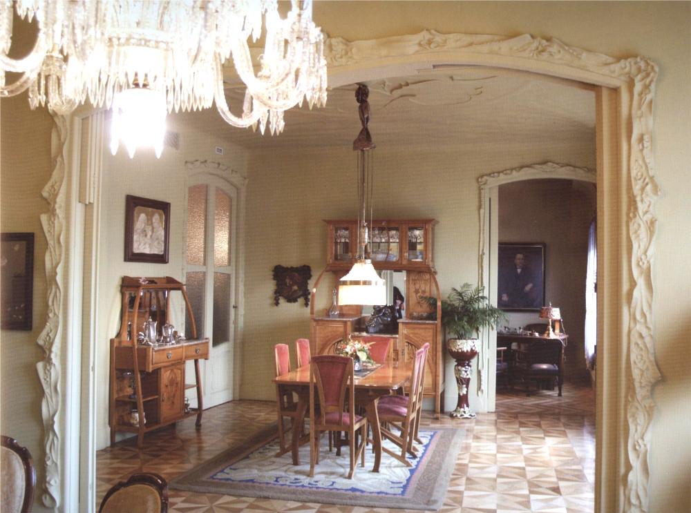 bensozia Antoni Gaud Interiors