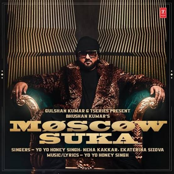 Honey Singh Moscow Suka