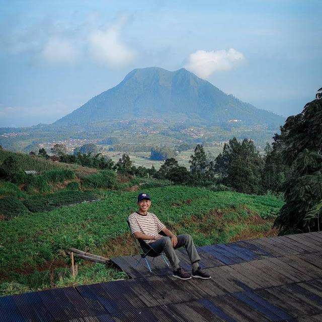 Merbabu View and Cafe Semarang
