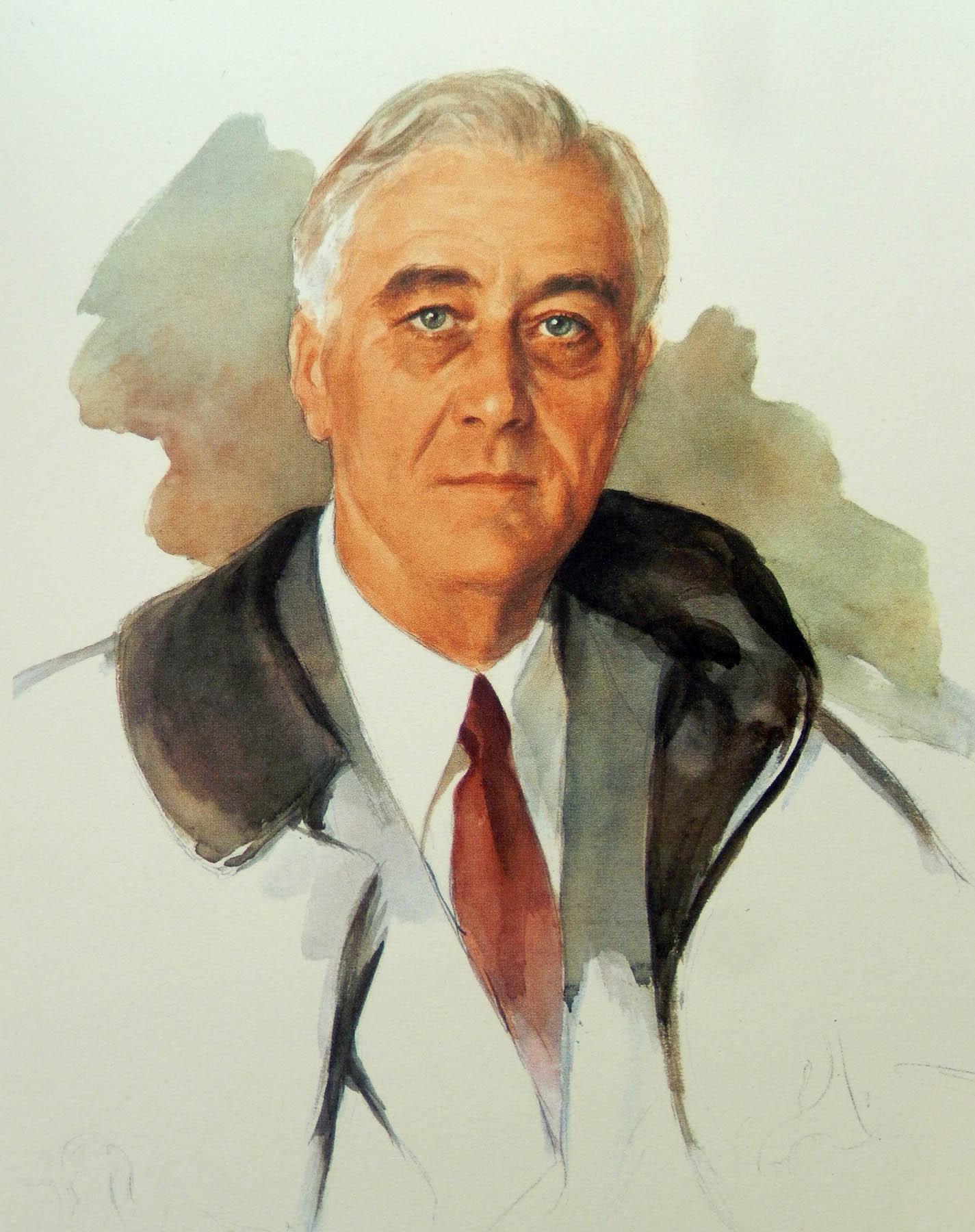 Unfinished Portrait Of Franklin D Roosevelt : unfinished, portrait, franklin, roosevelt, Gurney, Journey:, Unfinished, Portrait, Roosevelt