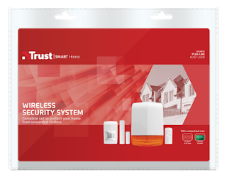 TRUST 71116 KIT WIRELESS SECURITY SYSTEM
