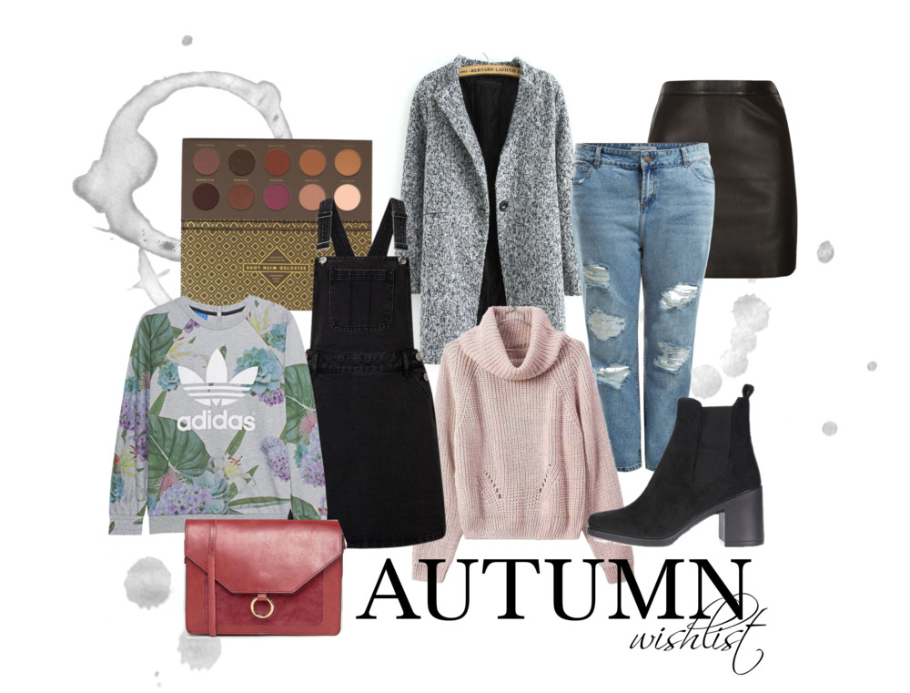 Autumn wishlist 2016