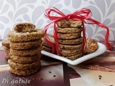 Welsh cakes - walijskie ciasteczka smażone (również w wersji pieczonej)