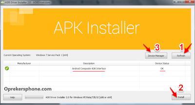Cara Install Android USB Driver Xiaomi Di Laptop / PC