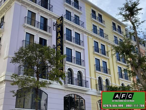 Dự án thi công bảng hiệu quảng cáo Khách sạn Nhà nghỉ đẹp tại Phú Quốc