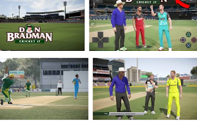 free download Don Bradman Cricket 17