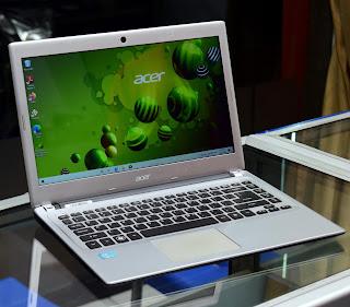Jual Acer V5-471p Core i3 IvyBridge 14-inch Malang