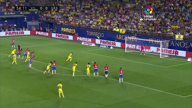 اهداف مبااراة فالينسيا و ريال سوسيداد